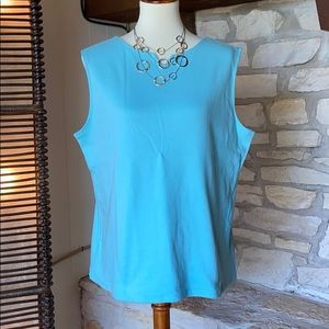 NWT Coldwater Creek Tank Top
